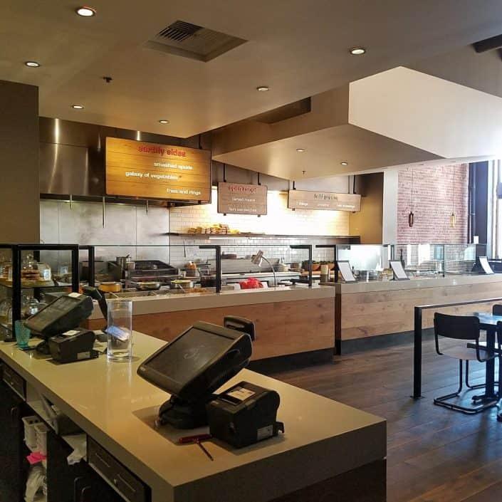 Restaurant retail commercial contractor