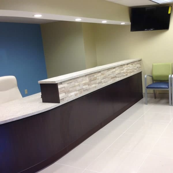 Medical and Dental Office construction Toronto