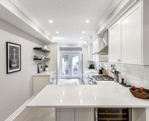 Custom Home Renovation Project