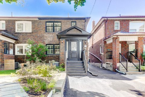 ST. CLAIR WEST HOME ADDITION & RENOVATION
