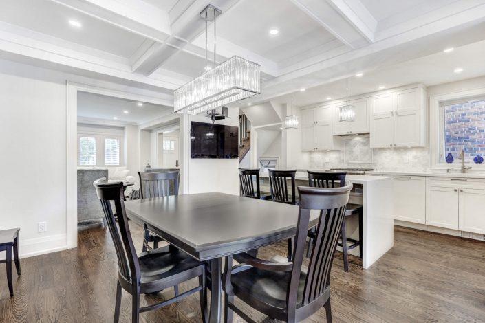 Custom Home Renovations