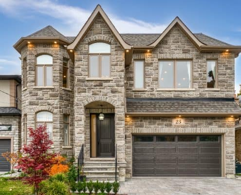 Scarborough Custom Home
