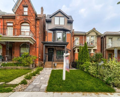 BLOOR WEST HOME ADDITION & RENOVATION